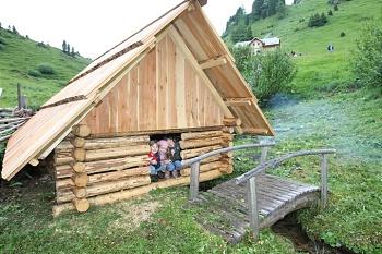 Bild von Grubenbauerhütte