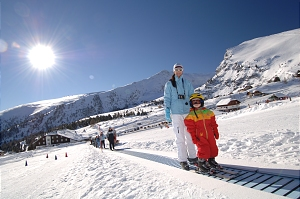 Pauschale: Tolle Skiferien am Falkertsee in der Hauptsaison - 7 Tage/ 6 Nächte für zwei personen mit Halbpension, EUR 799 05.02 - 24.02.2018.
