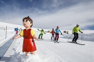 Pauschale: Skifahren bis der Osterhase kommt...